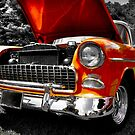 The Fire Without...Mean Chevy  by Poete100