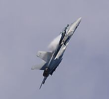 F/A-18 Vapour by TomGreenPhotos
