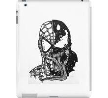 Spiderman vs Venom iPad Case/Skin