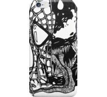 Spiderman vs Venom iPhone Case/Skin