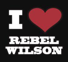 I Love Rebel Wilson (Fat Amy) by NancyAnnDesign
