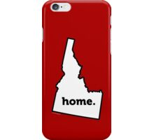 Idaho. Home. iPhone Case/Skin