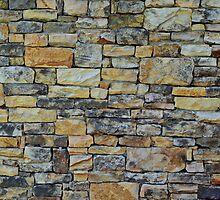 Retaining Wall by Scott Mitchell