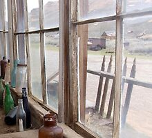 Bodie Ghost Town by supercooldesign