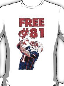 FREE #81 HERNANDEZ  T-Shirt
