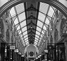 Royal Arcade by Karen Tregoning
