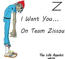 Life Aquatic - With 2 D From The Gorillaz by khaotehk