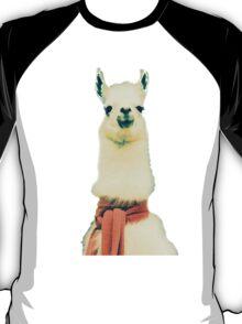 Creepy Alpaca  T-Shirt