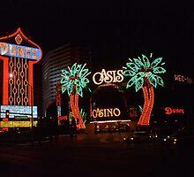 Las Vegas, 1983 by Frank Romeo