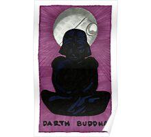 Darth Buddha Poster