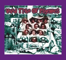 Vivid Tribe Of Psychics by edend