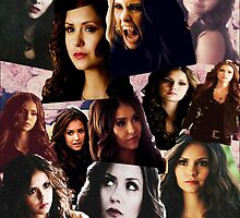 Katherine Pierce by not-mundane