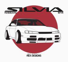 Nissan Silvia S14 Kouki by RexDesigns