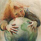 Peace 1984 by Stephen Gorton