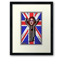 Ozzy...Prince of Darkness Framed Print