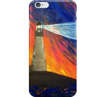 Searchlight Lighthouse iPhone Case/Skin