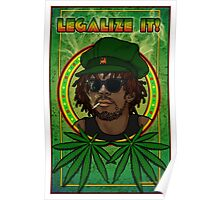 Legalize It! Poster