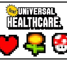 Universal Health Care by javajohnart