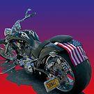 American Thunder by barkeypf