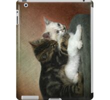 Huggies and Pampers...  iPad Case/Skin