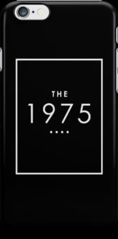THE 1975 - CLASSIC - WHITE LOGO by mattyle