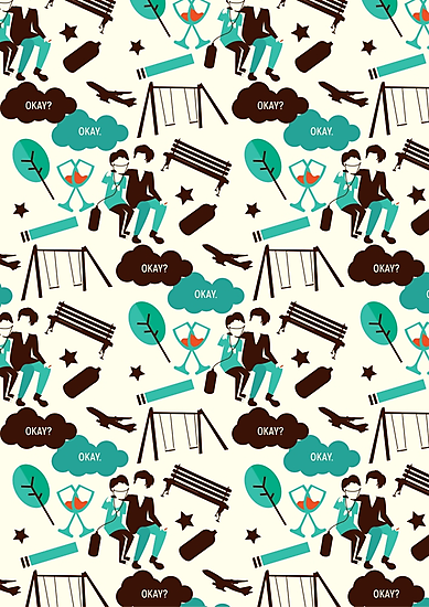 The Fault In Our Stars Pattern by Risa Rodil