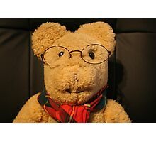 Dear old Ted Photographic Print