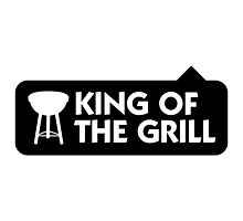 King of the Grill by artpolitic