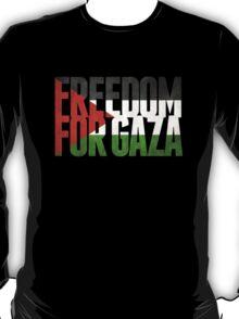 Freedom For Gaza T-Shirt