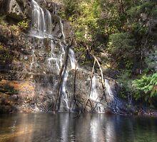 Kanangra Falls by Steve Randall