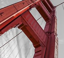 Golden Gate by Radek Hofman