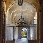 Abbaye des Benedictins. by Irene  Burdell
