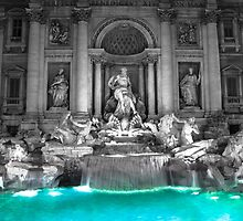 Trevi's Fountain // Rome by artemotion