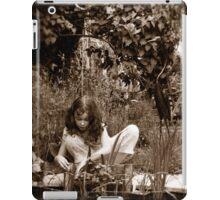 In an English Country Garden iPad Case/Skin