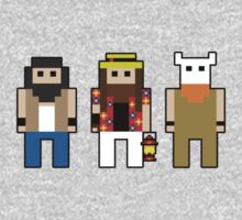 8-Bit Family by DarkMatchDuds