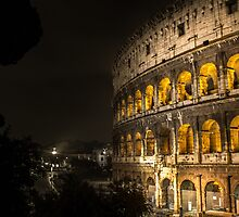 Colosseum // Rome by artemotion