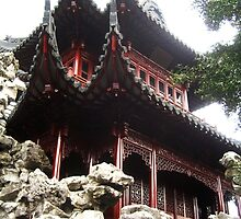 The Belgian pagoda  by Chris Welton