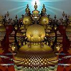 1001 Minarets at Dawn by barrowda
