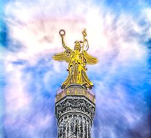 Berlin Victory Column by BonniePhantasm