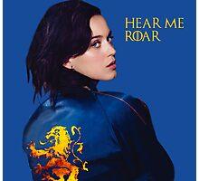 Katy Perry, Hear Me Roar Photographic Print