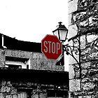 stop... by Yannis-Tsif