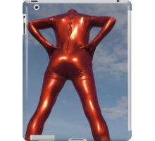 Candy Apple Red Zentai Man 6 iPad Case/Skin