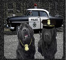 "☞ º°""˜`""°☜♥☞CANINE POLICE DOGS-THROW PILLOW- BAD BOYS THEME TAKEN FROM THEME SONG ☞ º°""˜`""°☜♥☞ by ✿✿ Bonita ✿✿ ђєℓℓσ"