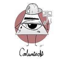 Cooluminati. by Alex Cunningham