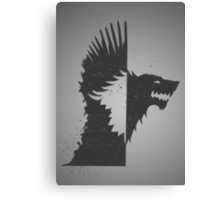 House Stark Canvas Print