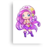 Chibi Arcade Miss Fortune Canvas Print
