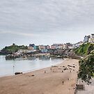 Tenby Harbour, South Wales by SteveHphotos