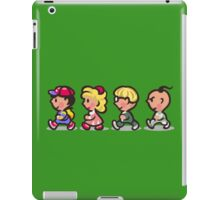 Earthbound Guys iPad Case/Skin