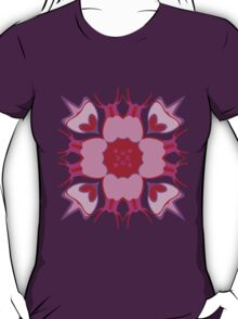 Exotic Flower-Pink T-Shirt