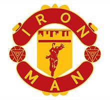 Iron Man United by blondebacca